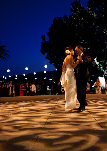 Dancing Napa Wedding
