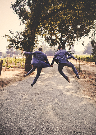Wedding in Napa Valley