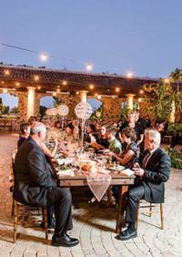 A Great Gatsby Vintage Inspired Wedding