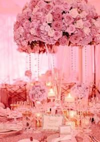 Liberace Inspired Wedding