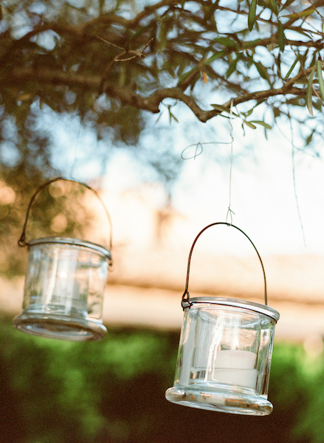 Wedding Lanterns In Napa Valley
