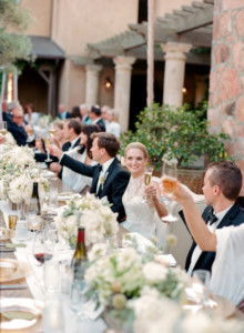 A Wedding in Napa Valley Wine Country Calistoga