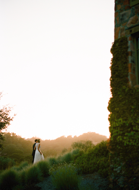 A Wedding in Napa Valley Wine Country