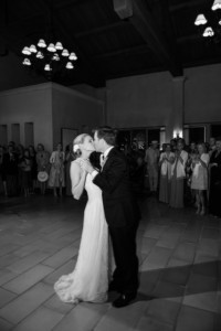 First Dance Wedding in Napa Valley