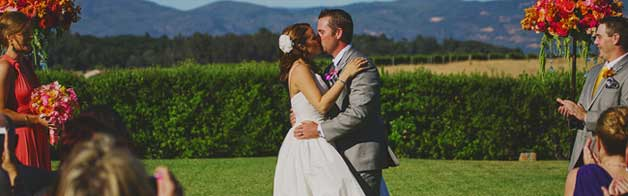 Boutique Wedding Napa