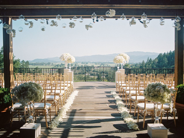 Cole Drake Wine Country Luxury Wedding Planners