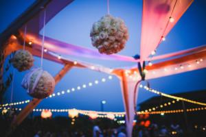 Colorful Winery Wedding Napa