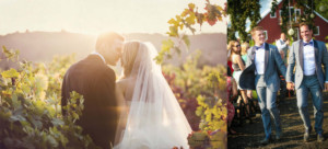 Napa Valley Full Wedding Weekend Package