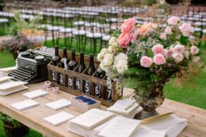 Wedding Ceremony In Yountville California