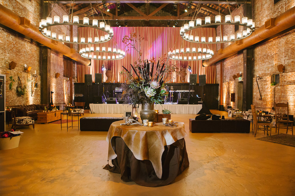 Wedding Reception In Napa Valley