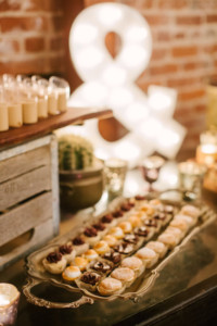 Vintage Estate Wedding Reception In Napa