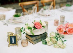 Napa Valley Wedding Table