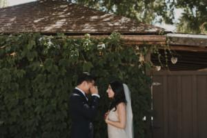 Vintage Estates Wedding Reception Napa Valley