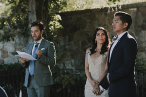 Vintage Estate Napa Valley Wedding