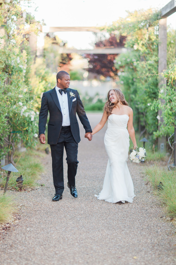 Luxurious Napa Wedding