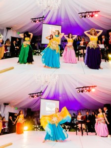 Napa Wedding Reception Meadowood Dancing