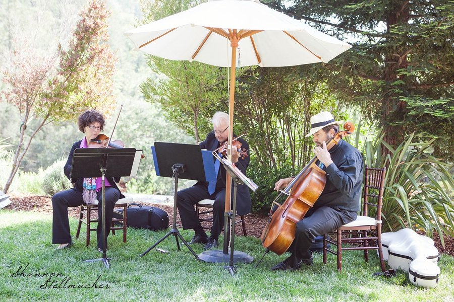 Calistoga Ranch Wedding Ceremony