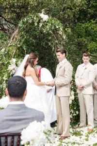 Calistoga Ranch Wedding Ceremony