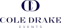Cole Drake Events Logo