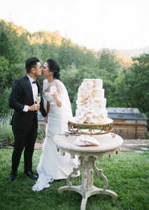 Calistoga Ranch – Geraldine and Gero
